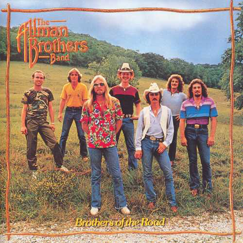 ALLMAN BROTHERS BAND-Brothers Of The Road Vinyl LP-Brand New-Still Sealed