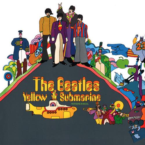 BEATLES-Yellow Submarine (180 gram) Vinyl LP-Brand New-Still Sealed