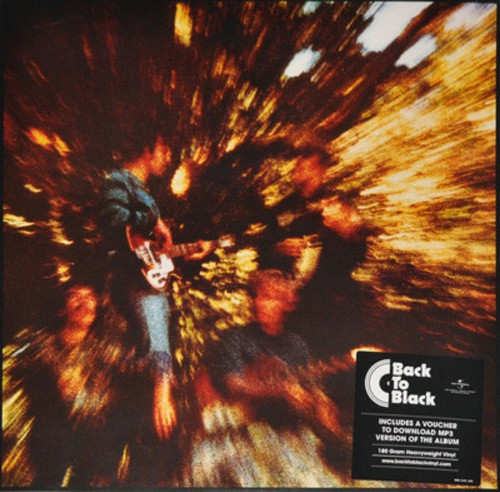 """CREEDENCE CLEARWATER REVIVAL-Bayou Country """"Born On The Bayou / Proud Mary"""" Vinyl LP-Brand New-Still Sealed"""