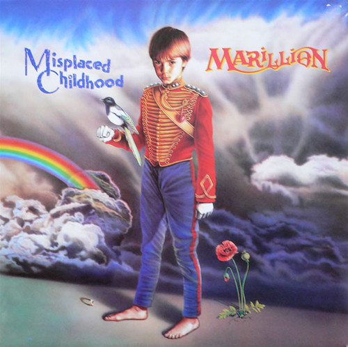 MARILLION-Misplaced Childhood Vinyl LP-Brand New-Still Sealed