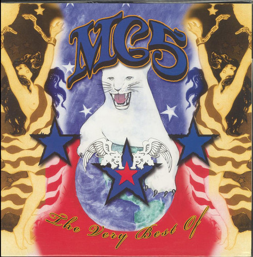 MC5-The Best Of Vinyl LP-Brand New-Still Sealed