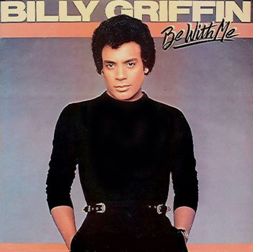 BILLY GRIFFIN (Miracles)-Be With Me Vinyl LP-Brand New-Still Sealed