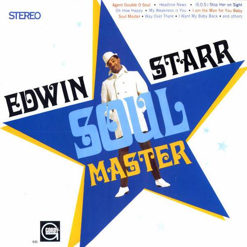 EDWIN STARR-Soul Master Vinyl LP-Brand New-Still Sealed
