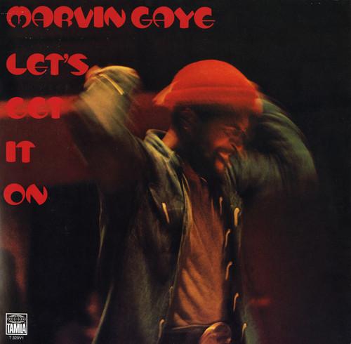 MARVIN GAYE-Let's Get It On (color) Vinyl LP-Brand New-Still Sealed