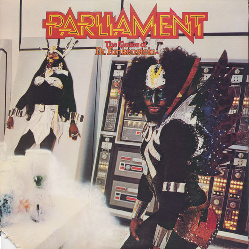 PARLIAMENT-The Clones Of Dr. Funkenstein Vinyl LP-Brand New-Still Sealed