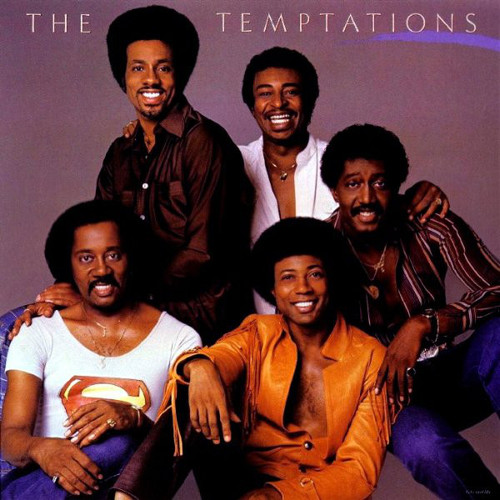 TEMPTATIONS-The Temptations Vinyl LP-Brand New-Still Sealed
