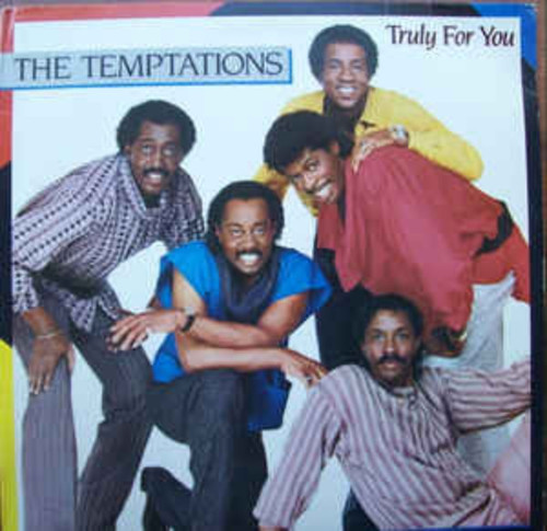 TEMPTATIONS-Truly For You Vinyl LP-Brand New-Still Sealed