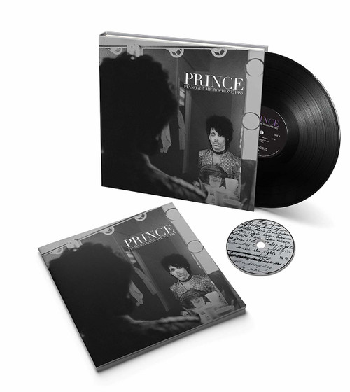 PRINCE-PIANO & A MICROPHONE 1983-VINYL LP-Brand New-Still Sealed