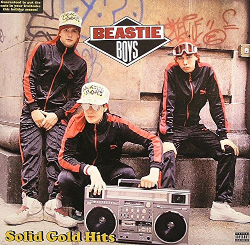 THE BEASTIE BOYS-SOLID GOLD HITS (VINYL) Double  LP-Brand New-Still Sealed