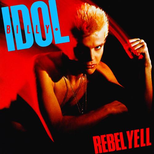BILLY IDOL-REBEL YELL   Vinyl LP-Brand New-Still Sealed