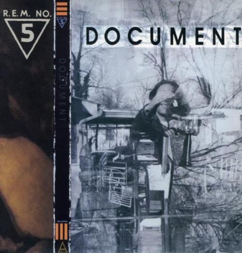 R.E.M.-DOCUMENT Vinyl LP-Brand New-Still Sealed