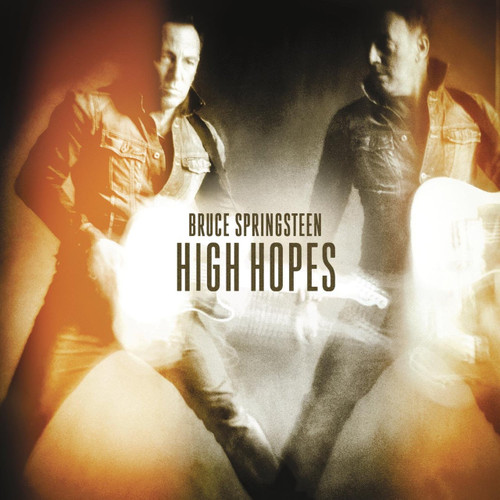 BRUCE SPRINGSTEEN-HIGH HOPES Vinyl LP-Brand New-Still Sealed