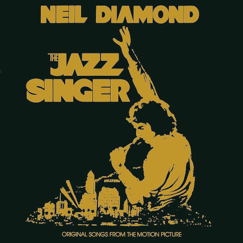 NEIL DIAMOND-JAZZ SINGER - ORIGINAL SOUNDTRACK Vinyl LP-Brand New-Still Sealed