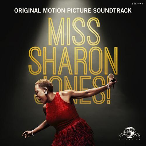 SHARON JONES & THE DAP KINGS-OST - MISS SHARON JONES   Vinyl LP-Brand New-Still Sealed