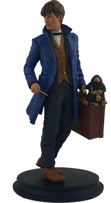 Fantastic Beasts and Where to Find Them - Newt with Niffler Statue-ICH25128