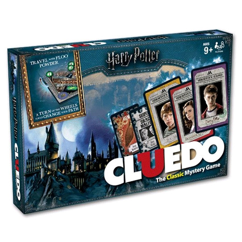 Cluedo - Harry Potter Edition-WIN029728