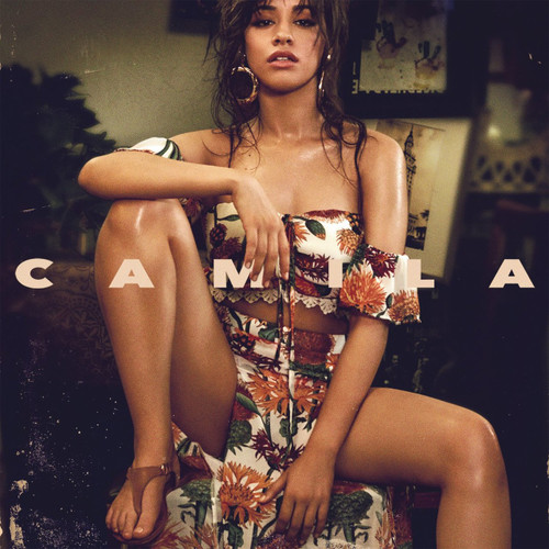 Camila Cabello - Camila CD-Brand New/Still sealed