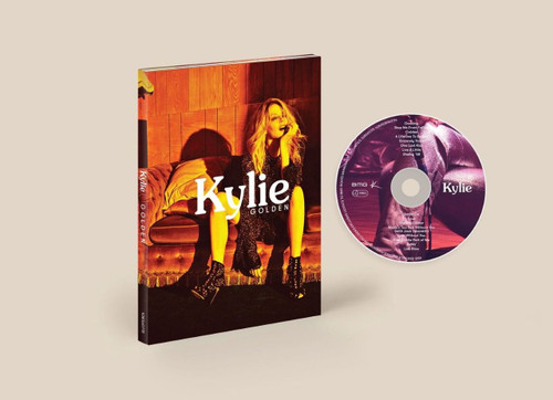 Kylie Minogue  - Golden Deluxe CD-Brand New/Still sealed