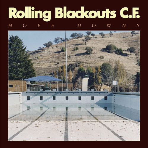 Rolling Blackouts Coastal Fever - Hope Downs CD-Brand New/Still sealed