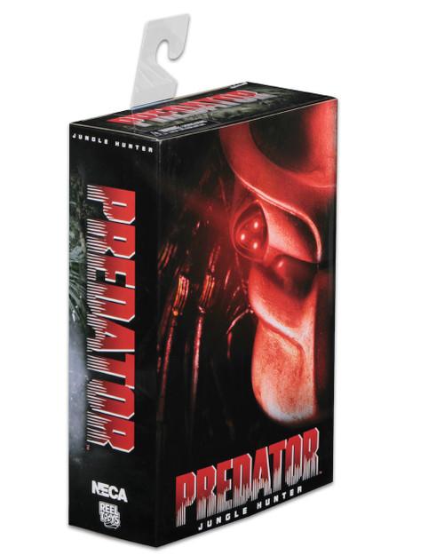 "Predator - 7"" Ultimate Jungle Hunter Action Figure-NEC51548"