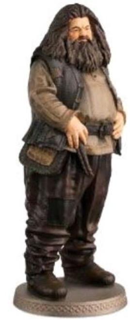 Harry Potter - Hagrid 1:16 Figure & Magazine-EAGWHPUK801