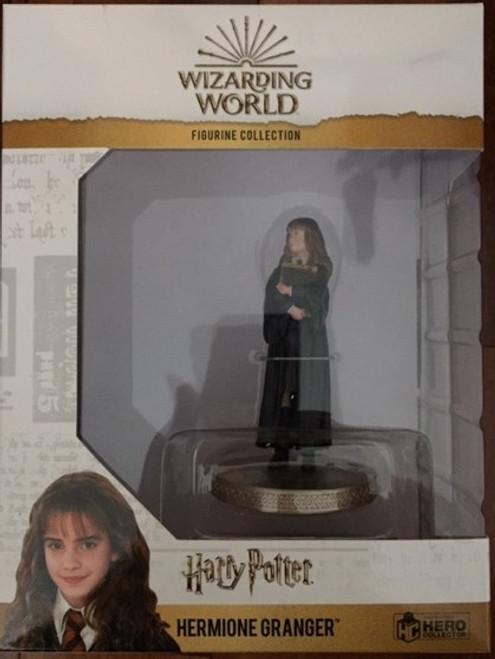 Harry Potter - Hermione Granger 1:16 Figure & Magazine-EAGWHPUK011