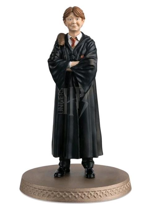 Harry Potter - Ron Weasley 1:16 Figure & Magazine-EAGWHPUK010