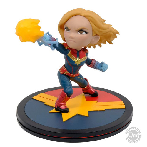 Captain Marvel - Captain Marvel Q-Fig Diorama-QMXMVL-0041