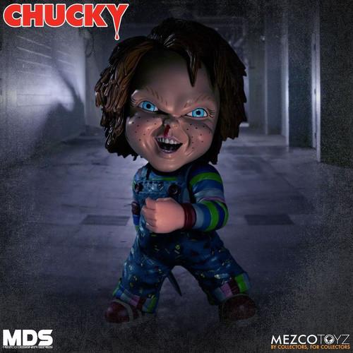Child's Play 3 - Chucky Designer Series Figure-MEZ78103