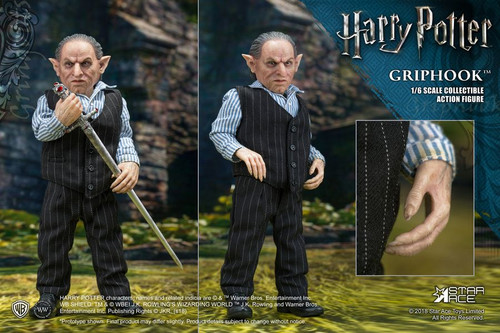 Harry Potter - Griphook 1:6 Scale Action Figure-SATSA0058