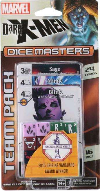 Dice Masters - Dark X-Men Team Pack-WZK73513