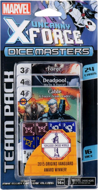 Dice Masters - X-Force Team Pack-WZK73512