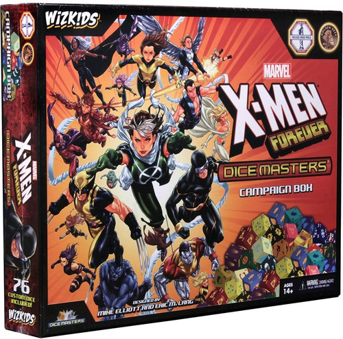 Dice Masters - X-Men Forever Campaign Box-WZK73511