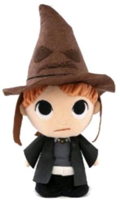 Harry Potter - Ron with Sorting Hat SuperCute Plush-FUN39513