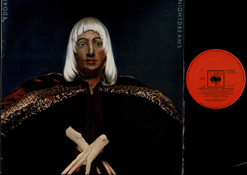 The Edgar Winter GroupJasmine Night Dreams-VINYL LP-USED-Aussie press