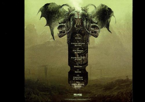 Serpentine Path-Serpentine Path-VINYL LP (Green)-USED-NM-Black Metal
