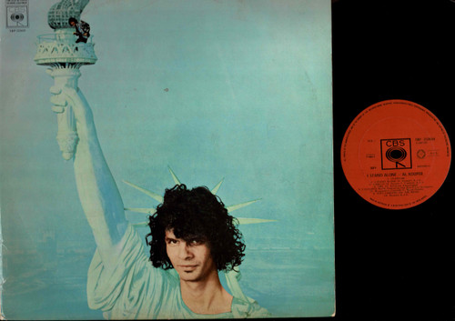 Al Kooper - I Stand Alone-VINYL LP-USED-Aussie press