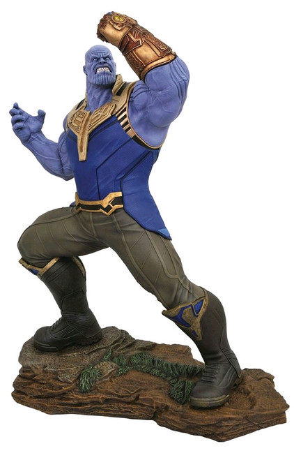 Avengers 3: Infinity War - Thanos Milestones Statue-DSTSEP182339-DIAMOND SELECT TOYS
