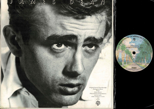 James Dean-James Dean--VINYL LP-USED-Aussie press