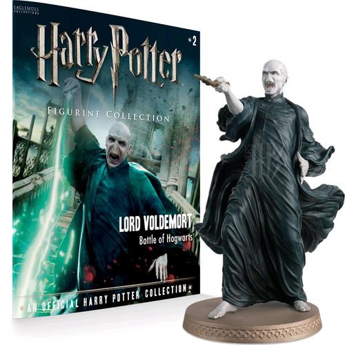Harry Potter - Voldemort 1:16 Figure & Magazine-EAGWHPUK002-EAGLEMOSS