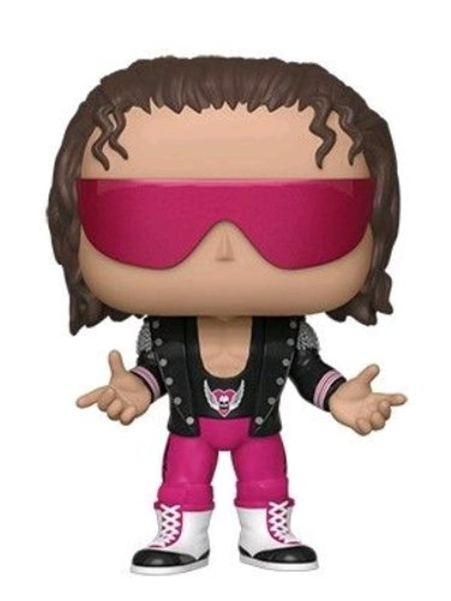 WWE - Bret Hart Pop! Vinyl-FUN41944-FUNKO