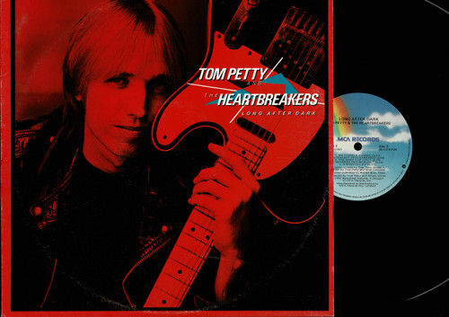 Tom Petty And The Heartbreakers-Long After Dark-VINYL LP-USED-Aussie press