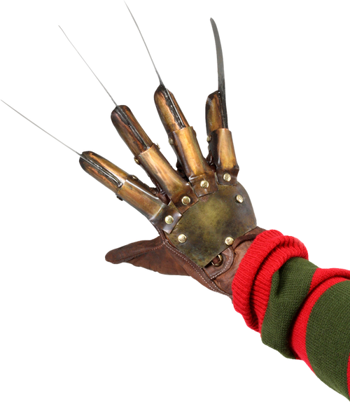 A Nightmare on Elm Street - Dream Warriors Glove Replica-NEC39763-NECA