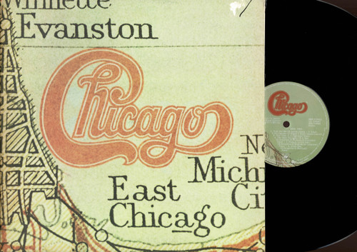 Chicago -Chicago XI-VINYL LP-USED-Aussie press