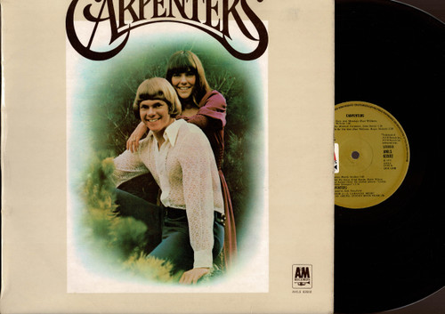 Carpenters-Carpenters-VINYL LP-USED-UK press