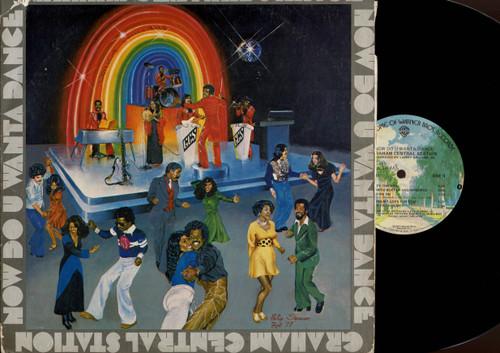 Graham Central Station-Now Do U Wanta Dance-VINYL LP-USED-USA press
