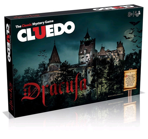 Cluedo - Dracula Edition-WIN004132-WINNING MOVES