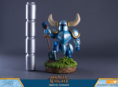 Shovel Knight - Shovel Knight Statue-F4FSHOVREG-FIRST 4 FIGURES