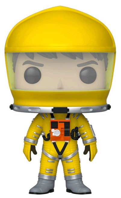 2001 Space Odyssey - Dr Frank Poole NYCC 2019 US Exclusive Pop! Vinyl [RS]-FUN43376-FUNKO