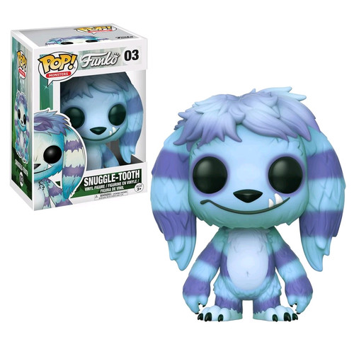 Wetmore Forest - Snuggle-Tooth Pop! Vinyl-FUN15161-FUNKO